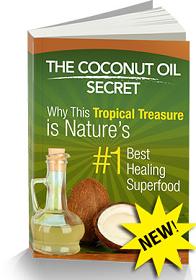 Coconut Secret Oil