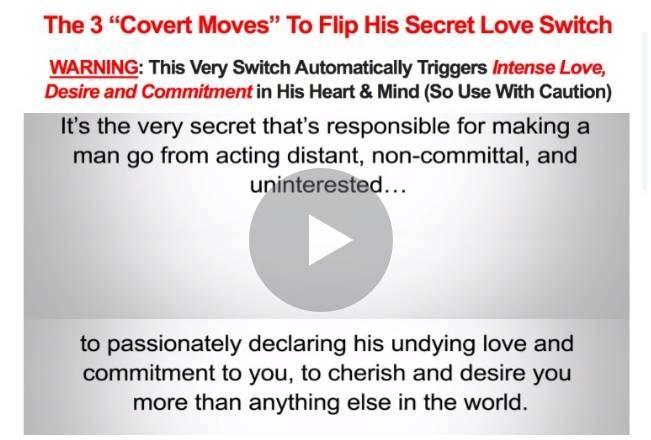 Secret Love Switch