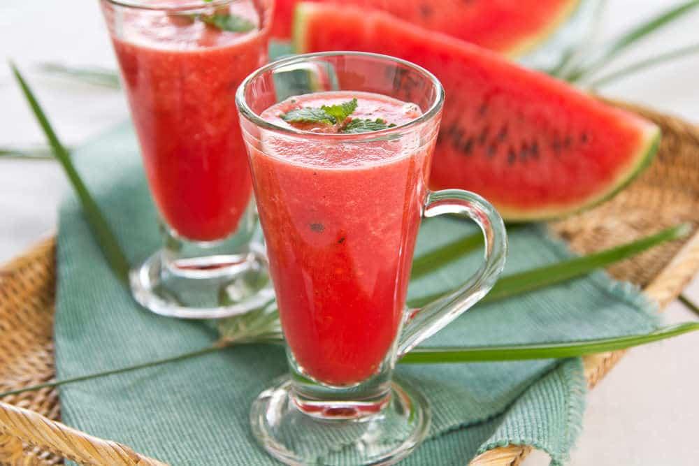 Melon Detox Water