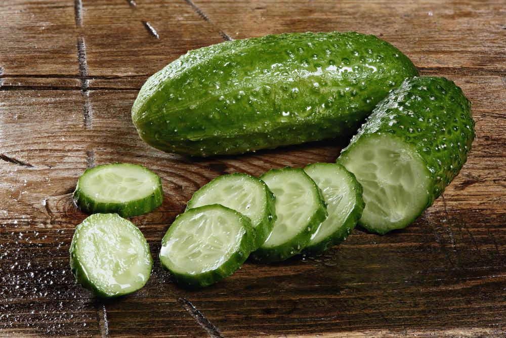 Cucumbers health benefits