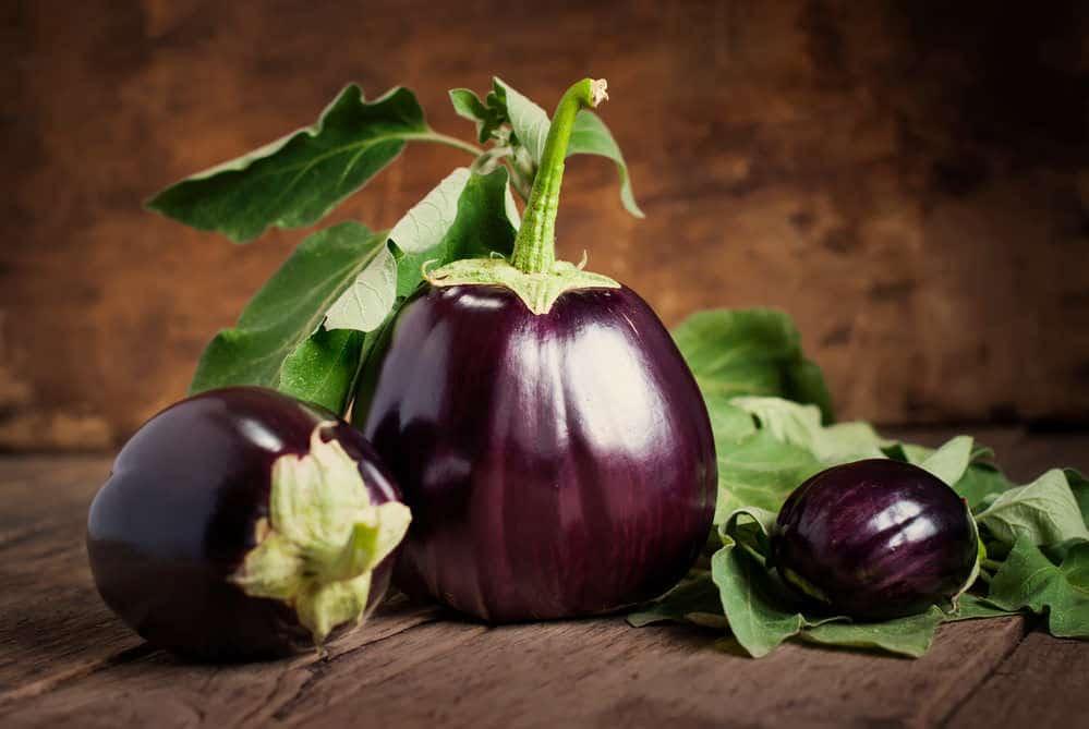 Eggplant benefits health
