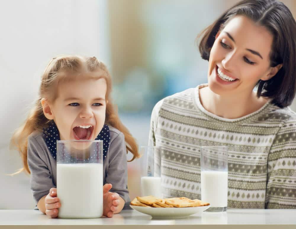 healthy milk